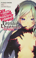 Is It Wrong to Try to Pick Up Girls in a Dungeon? Familia Chronicle, Vol. 2: Episode Freya