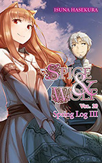 Spice and Wolf 20: Spring Log III