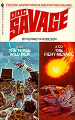 The Three Wild Men / The Fiery Menace