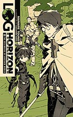 Log Horizon, 1: The Beginning of Another World