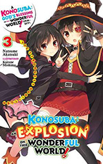 Konosuba: An Explosion on This Wonderful World!, Vol. 3: The Strongest Duo!'s Turn