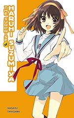 The Surprise of Haruhi Suzumiya