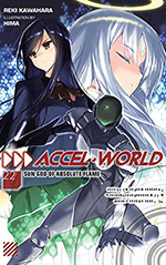 Accel World 22: Sun God of Absolute Flame