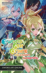 Sword Art Online 17: Alicization Awakening