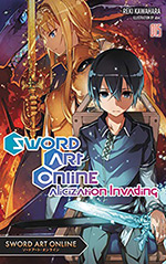 Sword Art Online 15: Alicization Invading