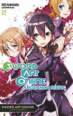 Sword Art Online 12: Alicization Rising