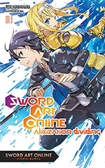 Sword Art Online 13: Alicization Dividing