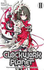 Clockwork Planet, Vol. 2