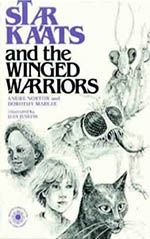 Star Ka'ats and the Winged Warriors