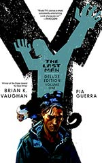 Y:  The Last Man, Book 1