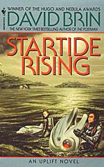 Startide Rising -- Brin catching his stride