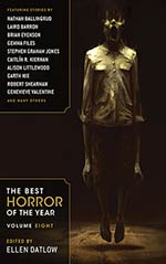The Best Horror of the Year: Volume Eight
