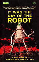 It Was the Day of the Robot