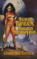 Maureen Birnbaum: Barbarian Swordsperson: The Complete Stories