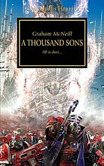 A Thousand Sons: All is dust…