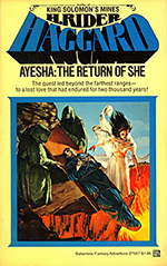 Ayesha:  The Return of She