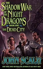 The Shadow War of the Night Dragons, Book One: The Dead City: Prologue