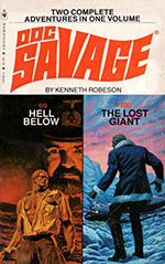 Hell Below / The Lost Giant