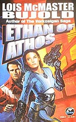 Ethan of Athos Cover