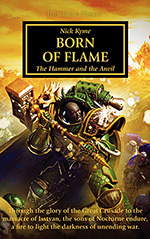 Born of Flame: The Hammer and the Anvil