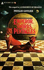 Emperor, Swords, Pentacles