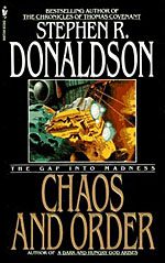 Chaos and Order: The Gap into Madness
