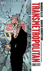 Transmetropolitan, Vol. 5: Lonely City