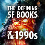 The Defining Science Fiction Books of the 1990s
