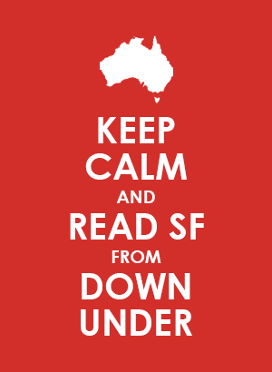 Keep Calm and Read SF from Down Under