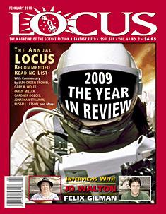 Locus Magazine - February