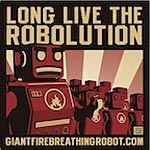 Giant Fire Breathing Robot