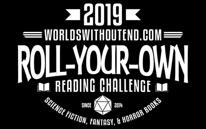 2019 Roll-Your-Own Reading Challenge