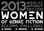 Women of Genre Fiction Reacing Challenge